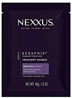 Nexxus Keraphix Second Step Severe Damage Hair Masque, 1.5 oz (Pack of 2)