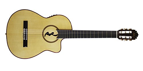 Guitarras Manuel Rodríguez 5 326 - Guitarra Flamenca Cutaway FF Boca MR