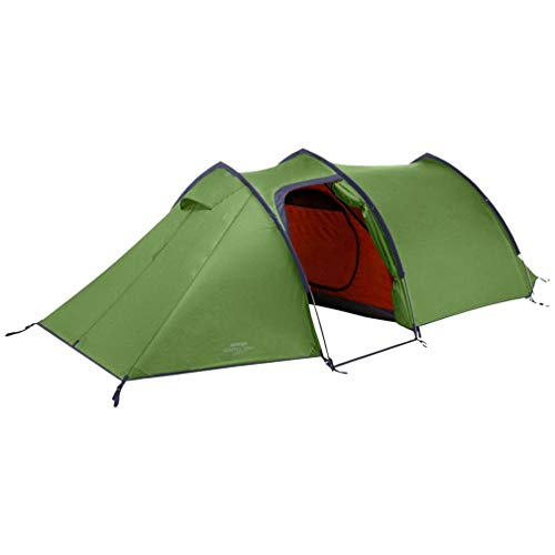 Vango Scafell 200+ Backpacking Tent, Green, One Size