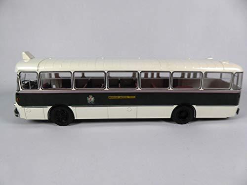 OPO 10 - Autobús 1/43 Berliet PLR 8 MU 105 Francia 1956 (HC69)