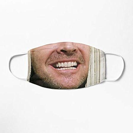 Stephen King Celebrity Mask Flat Card Face