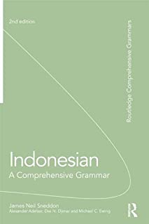 Indonesian: A Comprehensive Grammar (Routledge Comprehensive