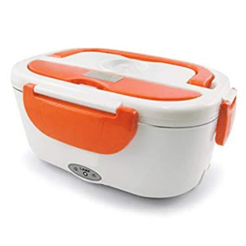 ANLUQIRIYON 1.05L Elektrische Heizung Lunchbox Tragbare Bento Mahlzeit Heizung Kostwärmer Container für Home Office Travel 110 V-240 V