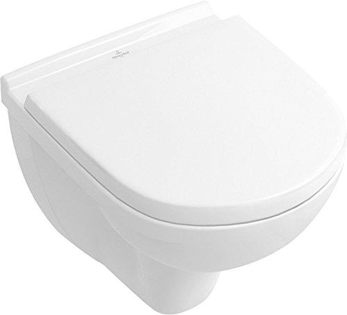Villeroy & Boch WC Comp O.novo Spülrandloses Kompakt-WC DirectFlush wandhängend
