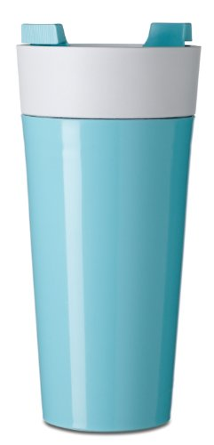 Rosti Mepal Travel Mug 400 ml, 45 min azurblau