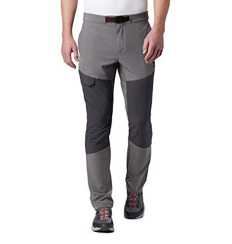 Columbia Pantalon Maxtrail Homme, Gris (City Grey Shar), 36