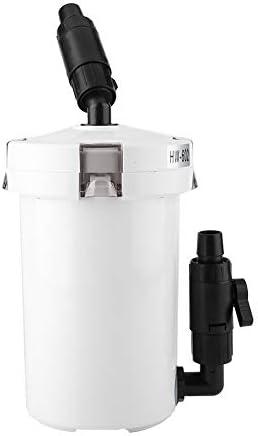 Liukouu Aquarium Aquarium externe jerrycans filter met pomp Aquarium Filter Tafel Mutefilter emmer HW602HW603HW602