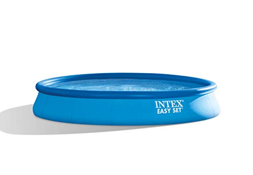 Intex-Easy Set Pool-Set, blau 457 x 457 x 84 cm, 9.800 l 28158 NP