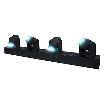 KAM KMH4 40W Cree LED RGBW DJ DMX Quad Moving Head Bar