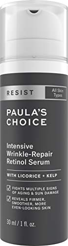 Paula's Choice RESIST Intensive Wrinkle-Repair Retinol Serum, Squalane, Vitamin C & E, Anti-Aging & Wrinkle Treatment, 1 Ounce