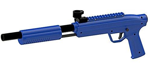 Valken Kinder Kids Markierer Gotcha Gun/Shotgun Cal. 50 (0.5 J) -Blue Paintball, blau, M