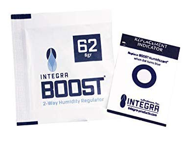 Integra Boost 8g Don't miss the campaign Humidiccant Bulk 62% Hum Pack Atlanta Mall 50 – 2-Way