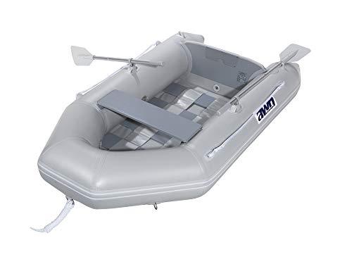 AWN Yachttender Schlauchboot Paddelboot mit Tragetasche 2,24 m Lang 21,1 kg 2 Personen Angel Boot