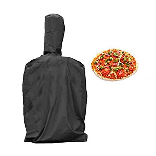 XHDZSW Cubierta para Horno De Pizza Funda Protectora para Horno De Jardín Y Exterior Cubierta para Horno Parrilla A Prueba De Polvo (165 x 65 x 45 cm)