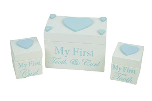 My First Tooth & Curl Box by Global Designs