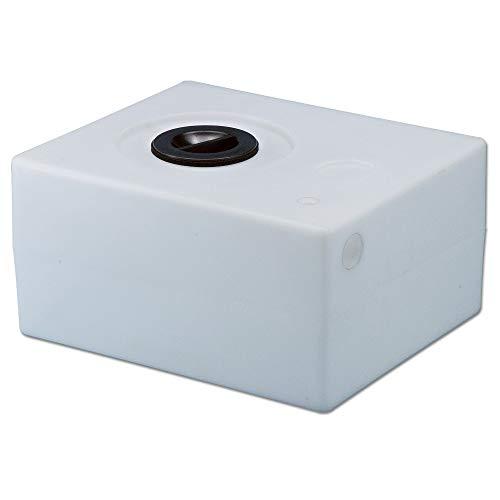 Serbatoio rigido bianco per acqua litri 120 barca camper (1000042260)