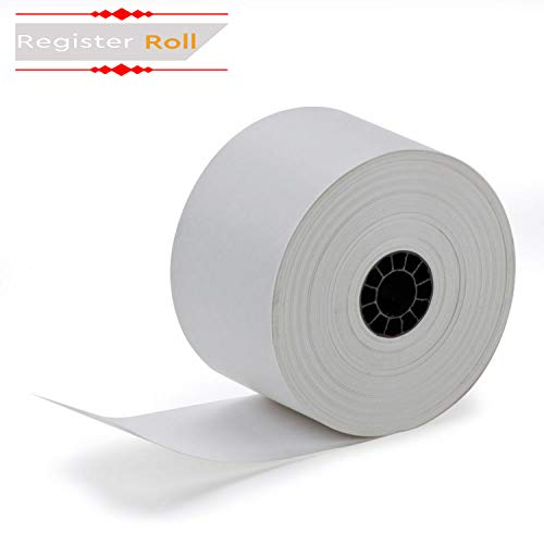 (12 Rolls) 2 5/16 x 400 Thermal Paper Rolls - BPA Free Pay at The Pump Thermal Rolls | Honey Comb core Outer Diameter 0.9 inches Inner Diameter 0.5 inches | RegisterRoll