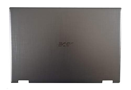 New Compatible Replacemen for ACER Spin 3 SP314-51 LCD Back Cover Gray Color 4600DV06000319