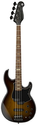 Yamaha BB734A BB-Series Bass Guitar, Dark Coffee Sunburst