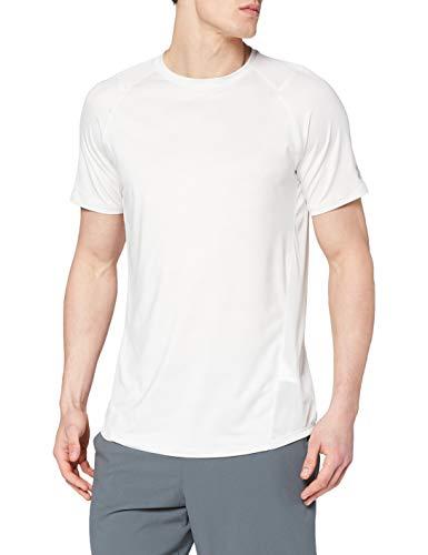 Under Armour Mk1 SS Printed Camiseta, Hombre, Blanco (Onyx White/Mod Gray 112),...