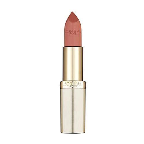 L'Oréal Paris Color Riche Lippenstift, 630 Beige á Nu - Lip Pencil mit edlen Farbpigmenten und cremiger Textur - unglaublich reichaltig und pflegend, 1er Pack