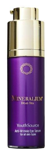 mineralium Dead Sea youthsource Mineral Anti-Falten Augenpflege Serum 1,7FL OZ/50ml
