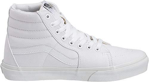 Vans SK8-HI VD5I Unisex-Erwachsene Sneakers, weiß, EU 43
