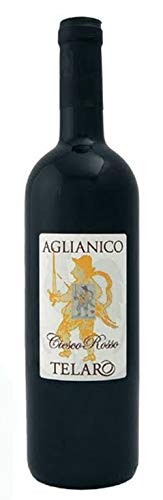 Vino Aglianico Roccamonfina Ciesco Rosso IGT 2019 Telaro 12,5% 75Cl