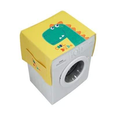 Hbno Nordic Leinen Waschmaschinenbezüge Staubschutz Cool Dude