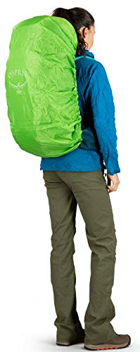 Osprey Kyte 46 Women's Backpacking Backpack, Ice Lake Green, X-Small/Small