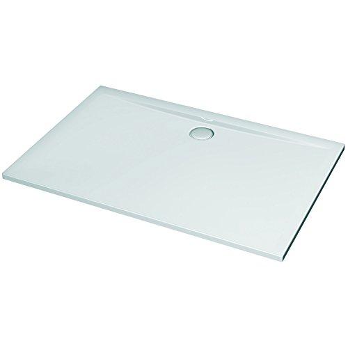 Ideal Standard k518601 douchebak rechthoekig ultra plat 140 x 90 wit
