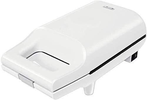 ykw Brotbackautomaten, Mini-Sandwichmaschine 420W Küchenfrühstücksbrotmaschine Gebogene Oberfläche