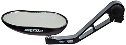 ergotec Spiegel Humpert Rückspiegel M-88 (E-Bike geeignet), schwarz, One Size, 63500