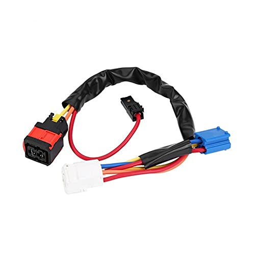 XIAOLU LUYONGQIANG Cable de Encendido Cable de Encendido Bobina Interruptor Bloqueador Barril Enchufe Cable Cable Ajuste para Peugeot 206 406 / Citroen Xsara Picasso Auto Pieza
