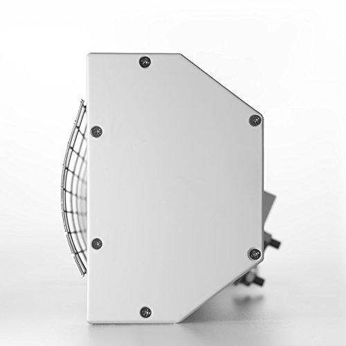 AEG Kurzwellen-Heizstrahler IR Comfort 2024, 2000 W, hocheffiziente Qualitäts-Goldröhre, 229954 - 2