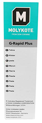 Molykote G-Rapid Plus 50g Tube