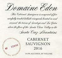 ■【お取寄せ】マウント エデン ドメーヌ エデン カベルネソーヴィニヨン[2016] [ ワイン 赤ワイン カリフォルニアワイン サンタクルーズマウンテン ]