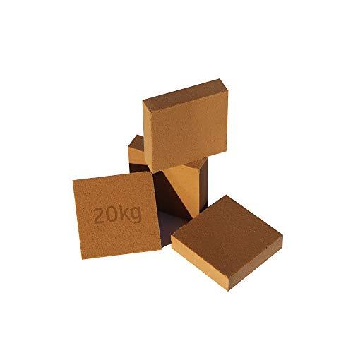 Sylomer SVP 20 (4x 12,5mm Sylomer SVP für 20kg Belastung je Pad)