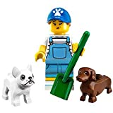 (開封済未使用品) レゴ ミニフィギュアシリーズ - 19 71025 ドッグシッター [並行輸入品]