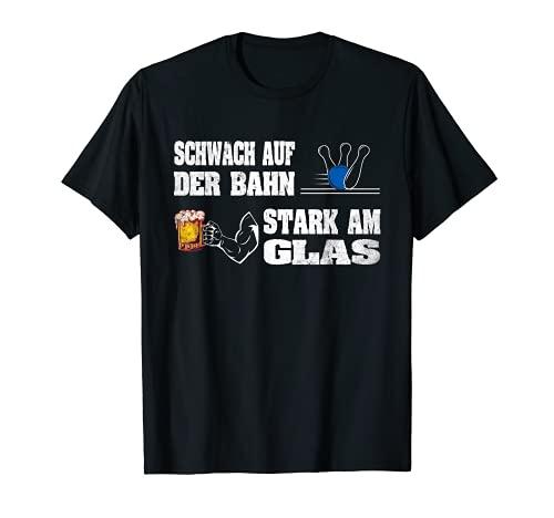Tarro de cerveza y egler con diseño débil en el tren Stark Camiseta
