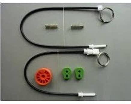 CITROEN c3 pluriel électrique lève vitre Kit de réparation arrière droit NEUF