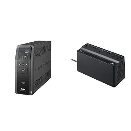APC UPS, 1350VA Sinewave UPS Battery Backup & Surge Protector & UPS,...