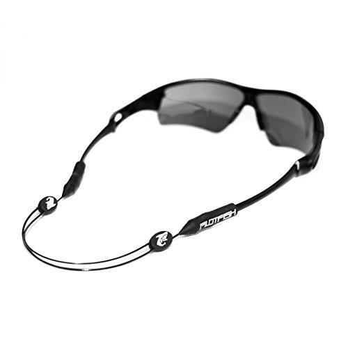 Pilotfish No Tail Adjustable Eyewear Retainer - Sunglass Holder Strap - Sunglasses Retainer (The...