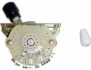 Fender 099-2041-000 Interruptor selector de pastilla de 3 posiciones estilo vintage para Stratocaster y Telecaster