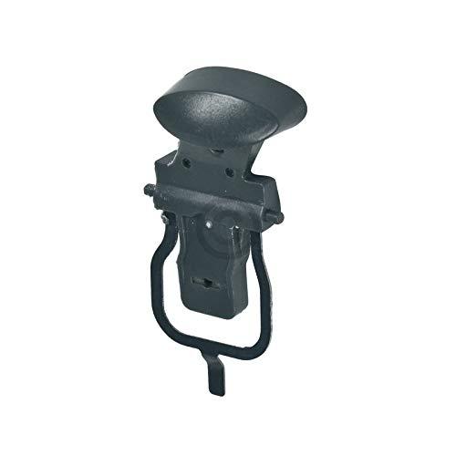 LUTH Premium Profi Parts Perilla de desbloqueo para Vorwerk Carraca para Ajustar la Altura del Mango Aspiradora de Mano Kobold VK 140 150