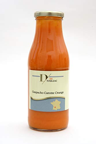 D. De Toulzac Gaspacho Carotte Orange 50 Cl
