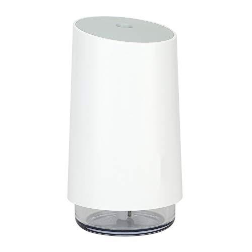 Humidificador Ultrasónico USB De Niebla Fría, Mango Negro Ergonómico, Reutilizable, Humidificador De Aire De Viaje, Vidrio Resistente Al Calor, Pantalla De Filtro De Diseño De Escala De 600
