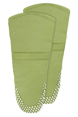 RITZ Royale Silicone Oven Mitt, 2-Pack, Cactus