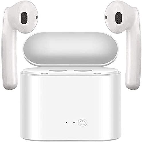 Bluetooth Earbuds, Wireless Earbuds Bluetooth 5.0 Sport Wireless Earbuds TWS Stereo Headphones in-Ear Mic Wireless Headset (B2)