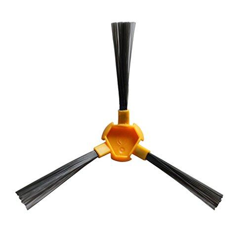 REYEE 10 piezas/lote cepillo lateral para Ecovacs Deebot Deepoo D58 D54 D56 520 526 540 550 560 570 580 Accesorios para cepillo de aspiradora